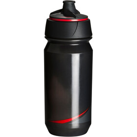 Tacx Shanti Twist Drinking Bottle 500ml smoke/red